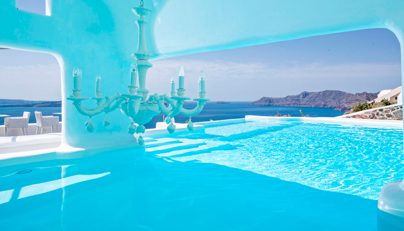 canaves oia pool canaves oia santorini. Black Bedroom Furniture Sets. Home Design Ideas