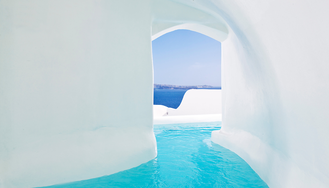 Luxury hotel in oia santorini canaves oia hotel