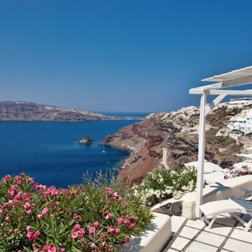 Canaves Oia Suites Architecture 11