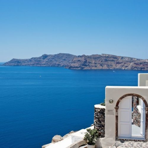 Canaves Oia Suites Architecture 13