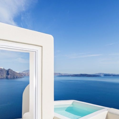 Canaves Oia Suites Architecture 15