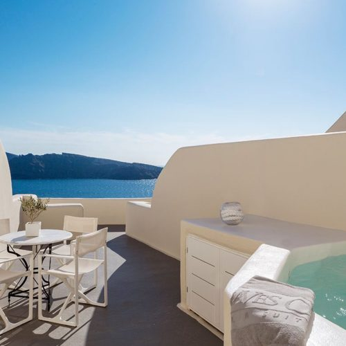 Canaves Oia Suites Architecture 4