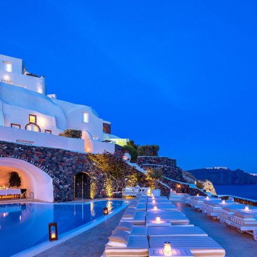 Canaves Oia Suites Architecture 5