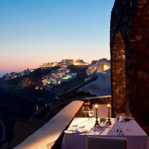 Canaves Oia Suites Cuisine 10