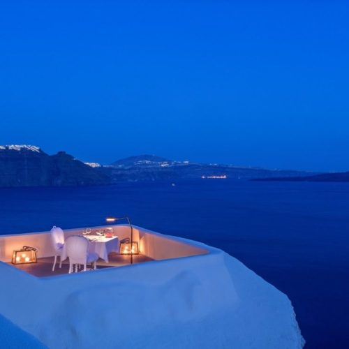 Canaves Oia Suites Cuisine 12