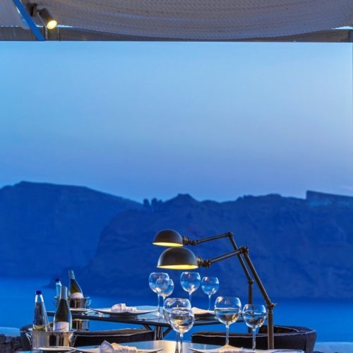 Canaves Oia Suites Cuisine 13