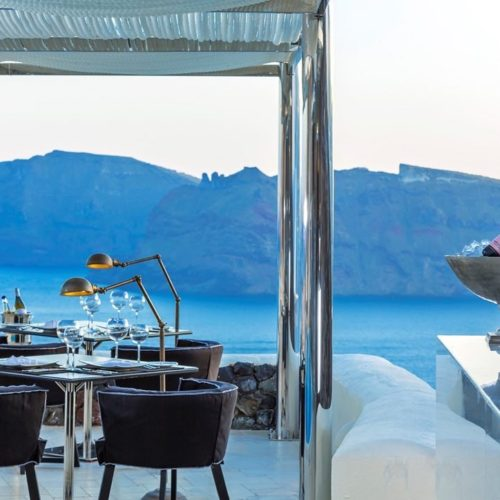 Canaves Oia Suites Cuisine 15