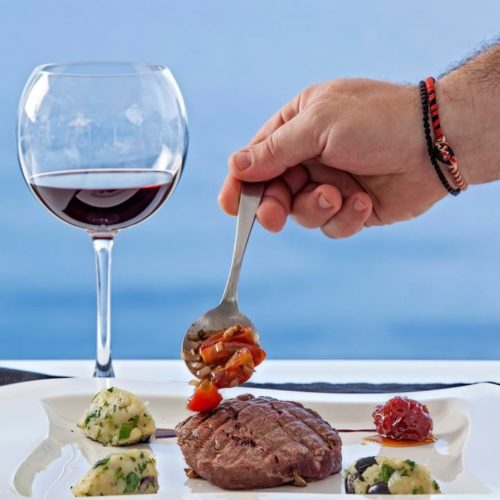 Canaves Oia Suites Cuisine 7