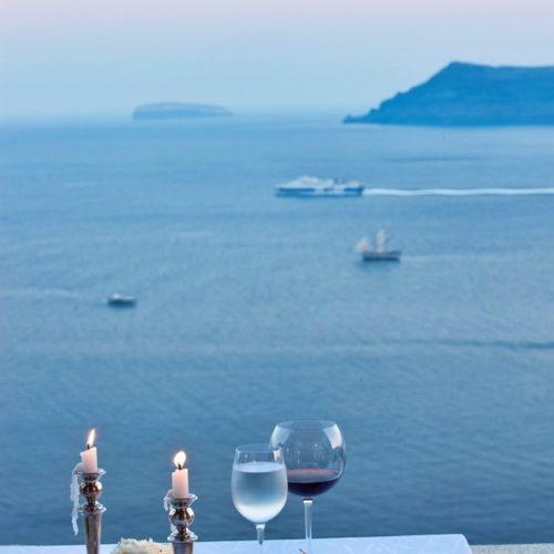 Canaves Oia Suites Cuisine 8