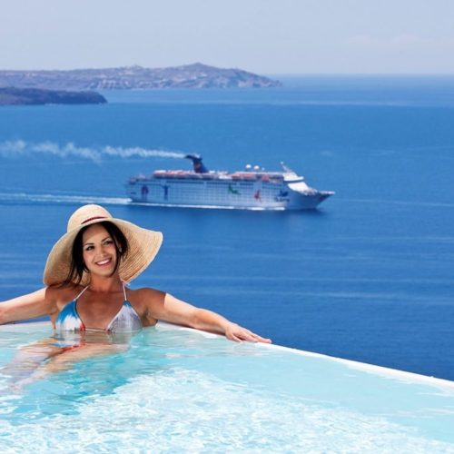 5 Star Hotel Life At Canaves Oia Suites