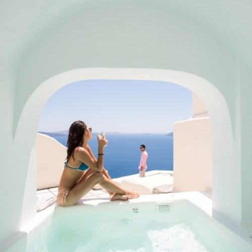 Luxury Hotel Life At Canaves Oia Suites 3