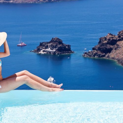 Canaves Oia Suites Pool 10