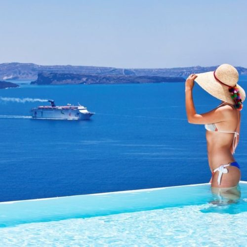 Canaves Oia Suites Pool 11