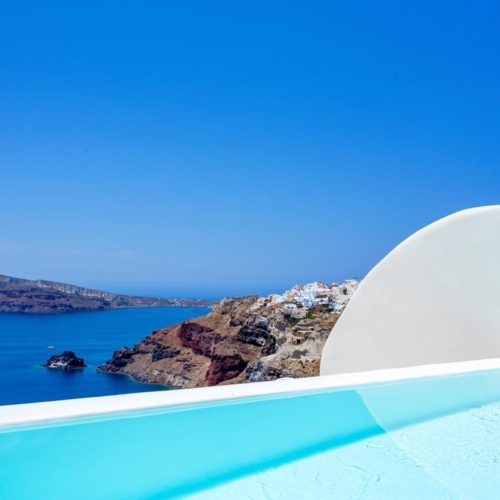 Canaves Oia Suites Pool 12