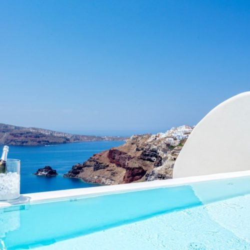 Canaves Oia Suites Pool 13
