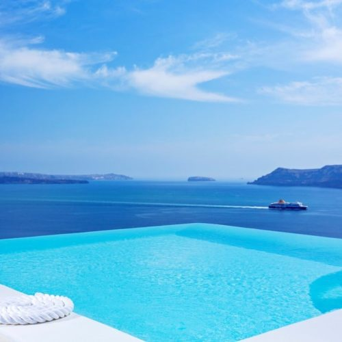 Canaves Oia Suites Pool 14