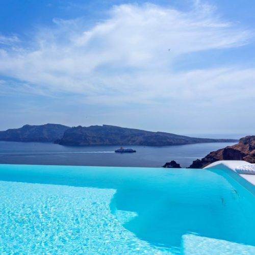 Canaves Oia Suites Pool 15