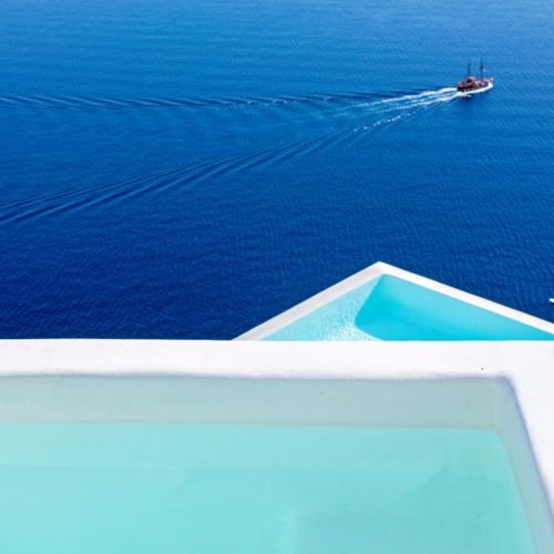 Canaves Oia Suites Pool 16