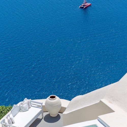 Canaves Oia Suites Pool 17