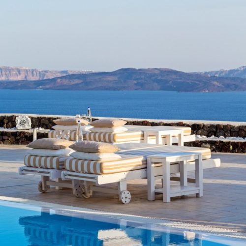 Canaves Oia Suites Pool 18