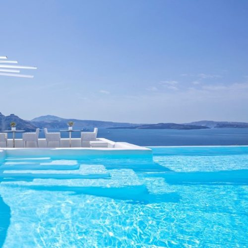 Canaves Oia Suites Pool 19