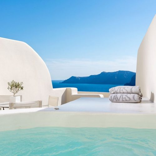 Canaves Oia Suites Pool 2