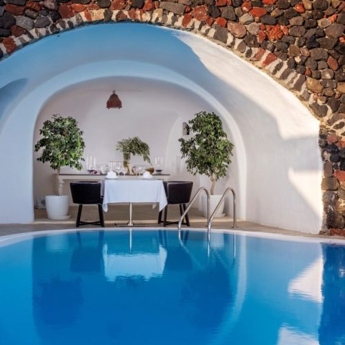 Canaves Oia Suites Pool 20