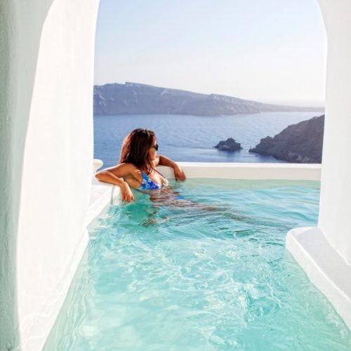 Canaves Oia Suites Pool 3