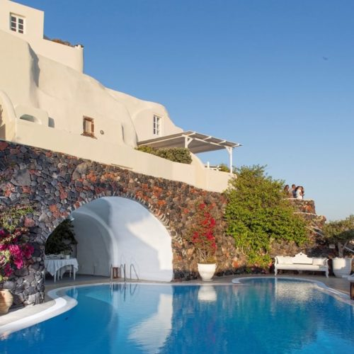 Canaves Oia Suites Pool 5