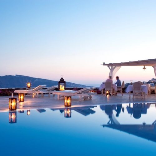 Canaves Oia Suites Pool 7