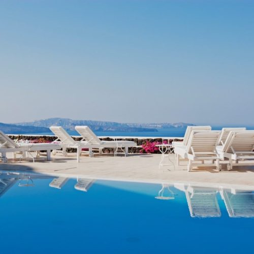 Canaves Oia Suites Pool 8