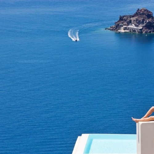 Canaves Oia Suites Pool 9