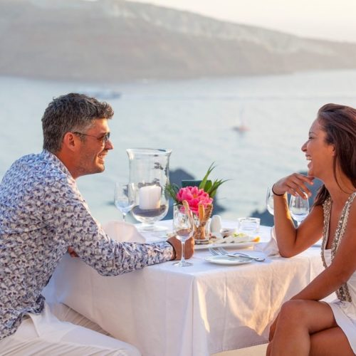 Santorini Luxury Suites Services