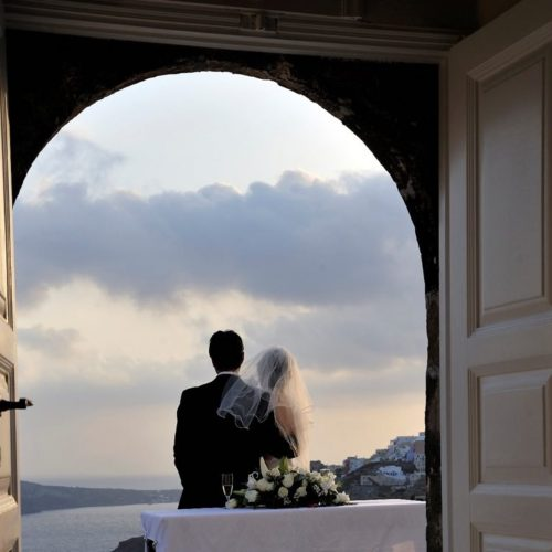 Canaves Oia Suites Weddings 10