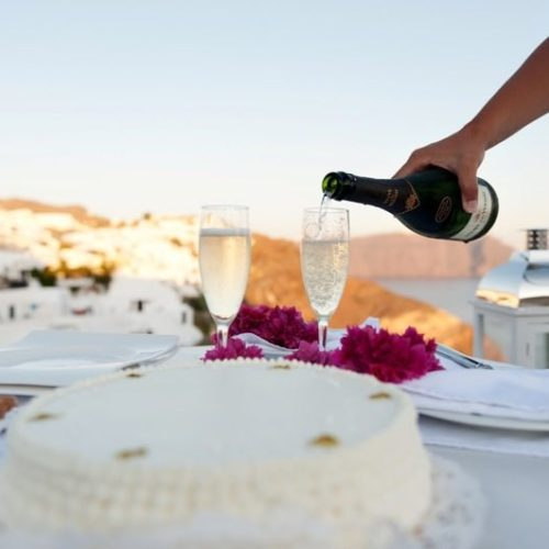 Canaves Oia Suites Weddings 13