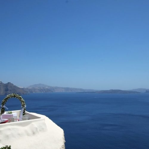 Canaves Oia Suites Weddings 15