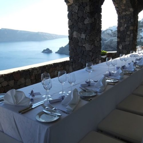 Canaves Oia Suites Weddings 16