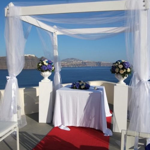 Canaves Oia Suites Weddings 19