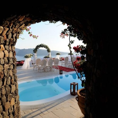 Canaves Oia Suites Weddings 7