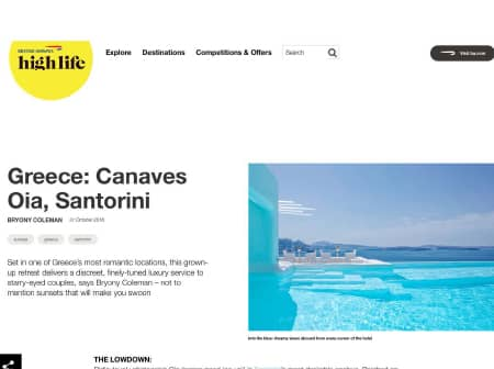 2016 Canaves O BA Highlife Online Featured