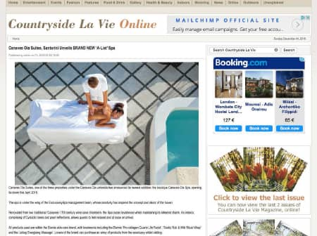2016 Canaves O Countryside La Vie Featured