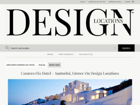 2016 Canaves O Design Locations Featured