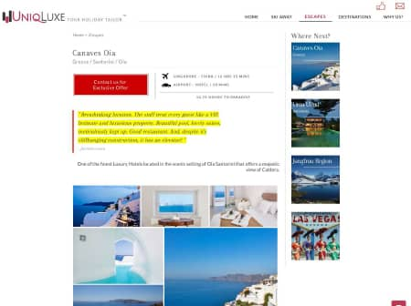 2016 Canaves O Uniqluxe Featured
