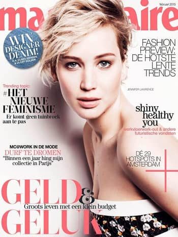 2016 Canaves P Marie Claire Netherlands Featured