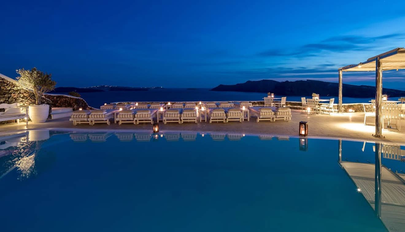Canaves Oia Suites Pool 4