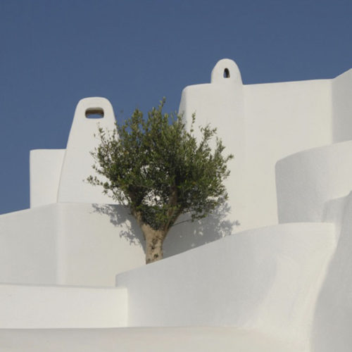 Canaves Oia Hotel Architecture 13