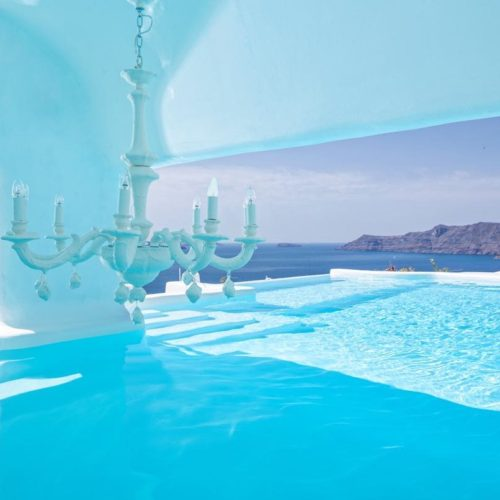 Canaves Oia Hotel Architecture 18