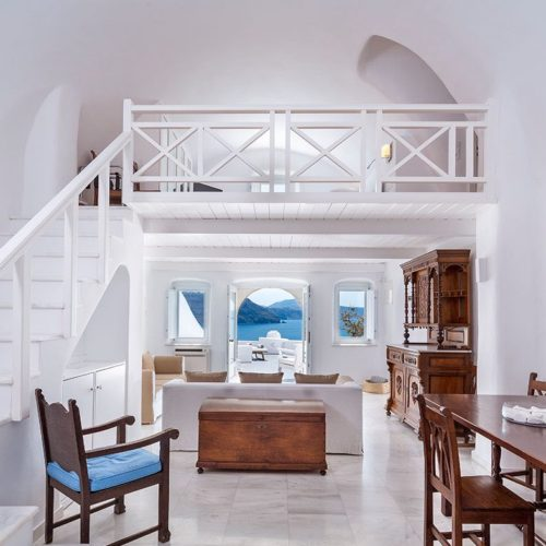 Canaves Oia Hotel Architecture 4