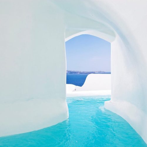 Canaves Oia Hotel Pool 15