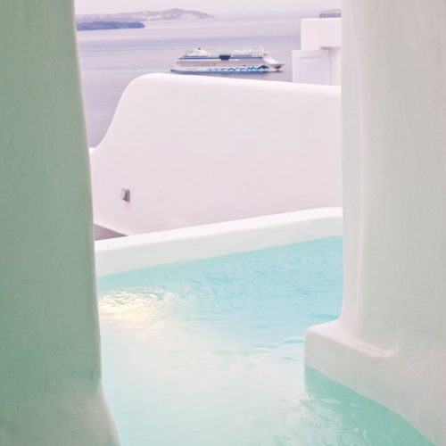 Canaves Oia Hotel Pool 6